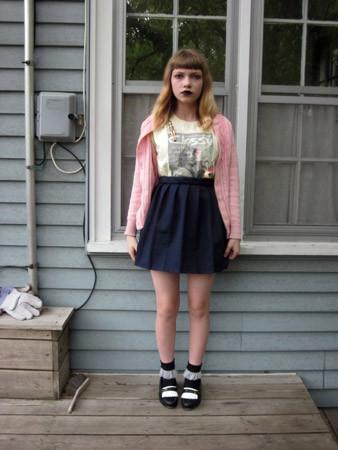 Фотография из блога The Style Rookie. Изображение №87.