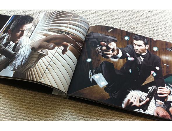 Создать папку: Как сделать фотопортфолио. Изображение № 24.