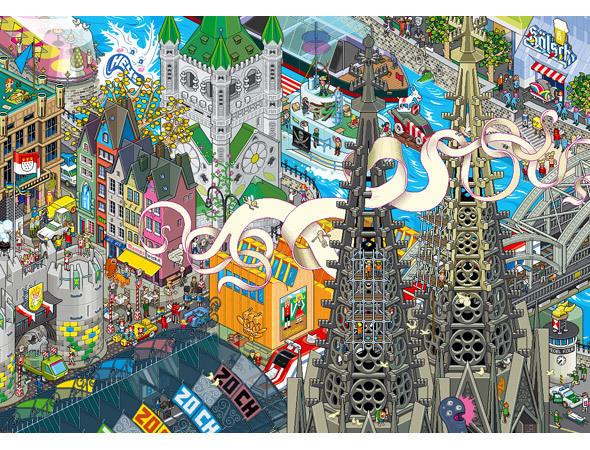 Изображение 8. 12 медиа-дизайнеров фестиваля OFFF.. Изображение № 32.