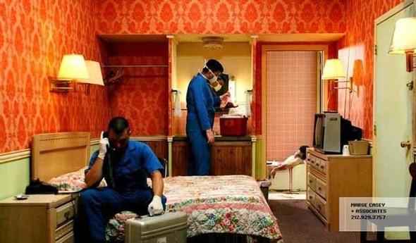 Lyndon Wade. «Room 107». Изображение № 11.