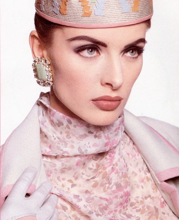 Русская модель 90-х Людмила Исаева. Изображение № 5.