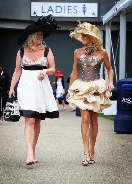 Самые необычные иизысканных шляпки Royal Ascot. Изображение № 37.