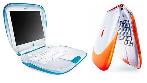 Эволюция дизайна ноутбуков apple 1989 – 2008. Изображение № 9.