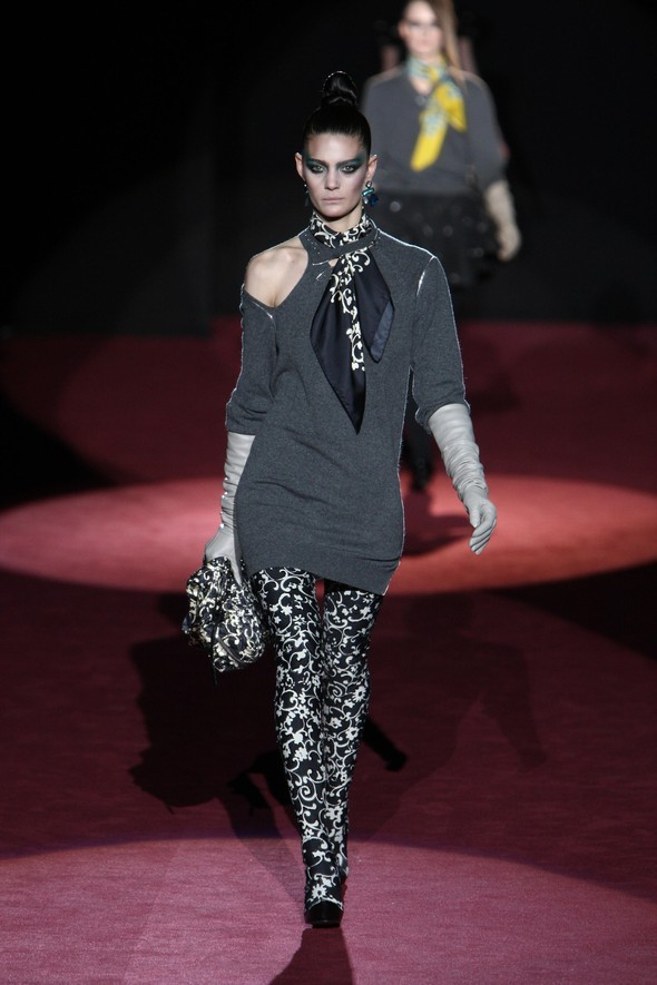 Marc Jacobs fall winter 2009–2010. Изображение № 41.
