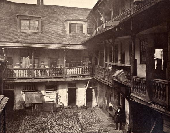 Призраки старого Лондона. Изображение № 1.