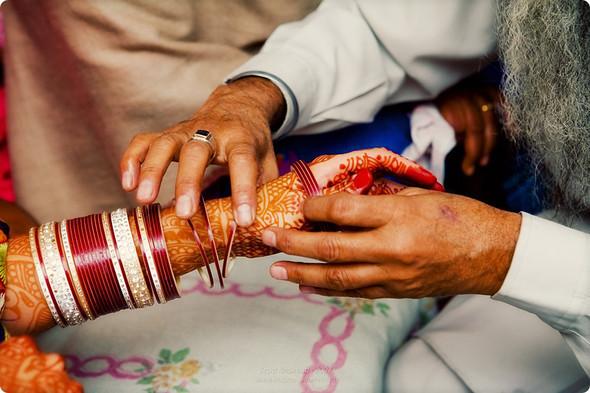 Надя иЧаранджит – Индийская сказка. Изображение № 21.