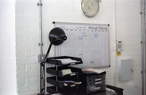 Офис United Visual Artists, Лондон. Изображение № 6.