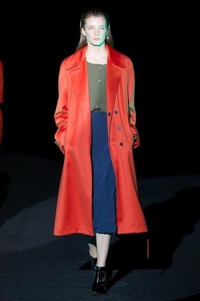 Изображение 6. Volvo Fashion Week. День 2. Cyrille Gassiline FW 2011.. Изображение № 6.