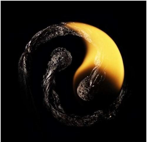 Картины из горящих спичек. Изображение № 5.