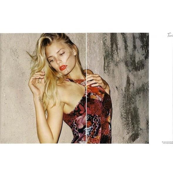 5 новых съемок: Love, T, Vogue и Wallpaper. Изображение № 22.