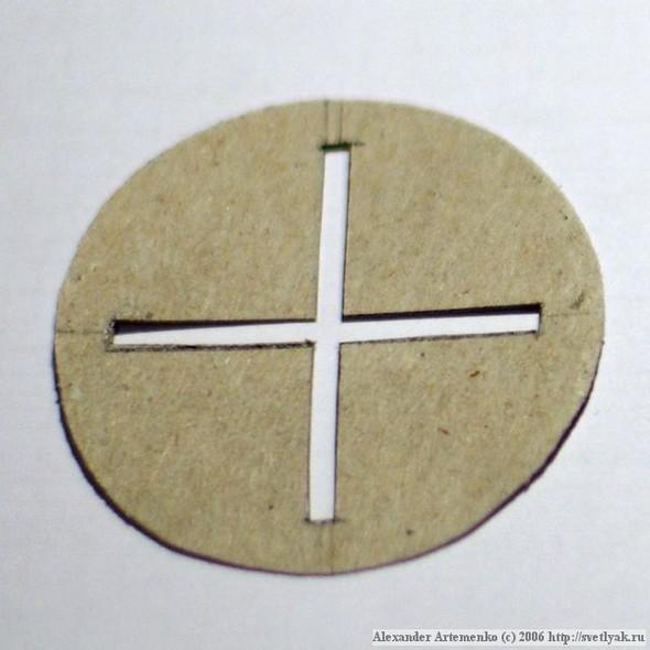 Только потому что крест-часть вторая. Изображение № 51.