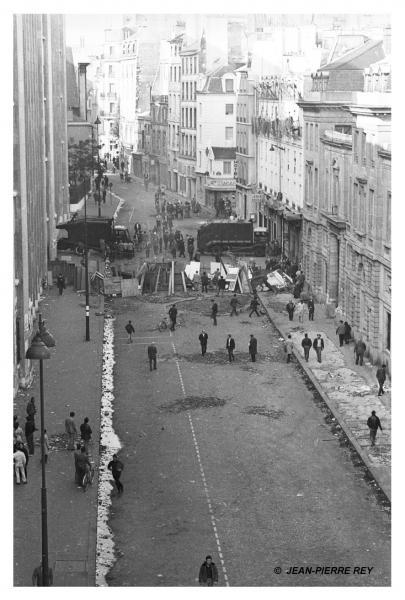 Jean-Pierre Reyвзгляд намай '68. Изображение № 47.