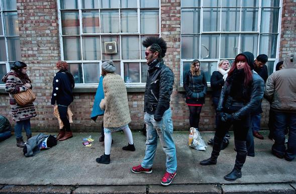 Гигантская распродажа в Лондоне. The End. Изображение № 3.