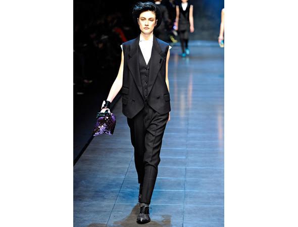 Dolce & Gabbana FW 2011  . Изображение № 102.