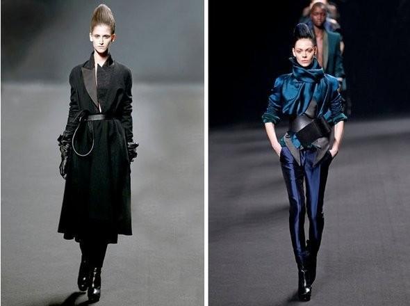 Изображение 18. Показы на Paris Fashion Week FW 2011: день 5 и 6.. Изображение № 24.