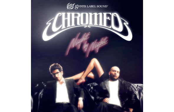 Видео: Chromeo - Night By Night. Изображение № 1.