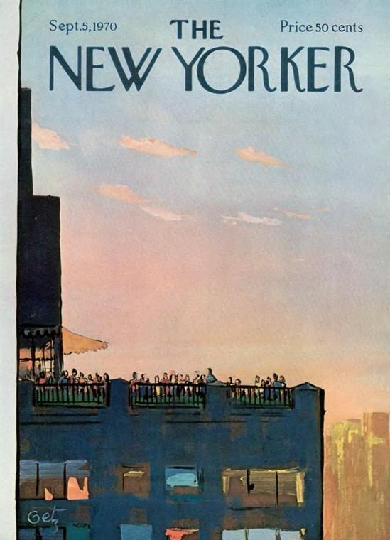 Обложки TheNew Yorker. Изображение № 46.