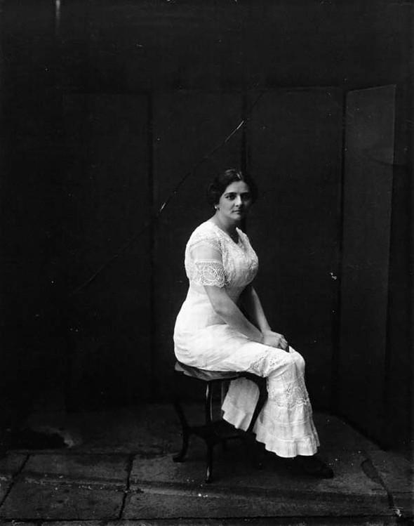 Фотосессия жриц любви 1912 года. Изображение № 15.