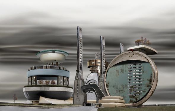 Мечты о другой жизни: Архитектура на грани реальности. Изображение № 8.