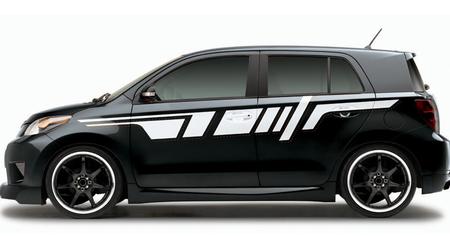Scionбюджетный вариант дизайнерских авто избудущего. Изображение № 7.