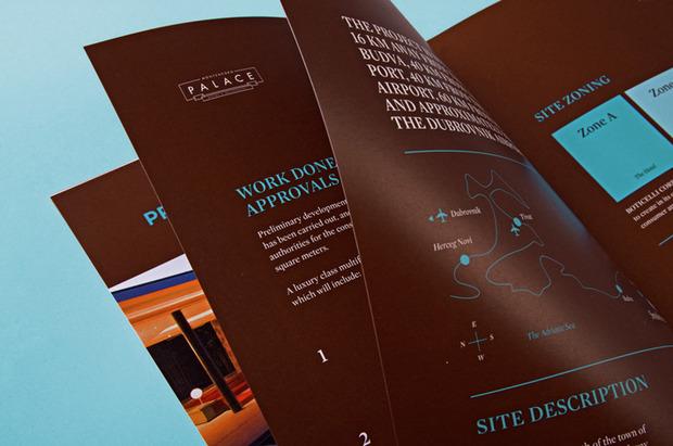 Презентационное издание для «Montenegro Palace». Изображение № 7.