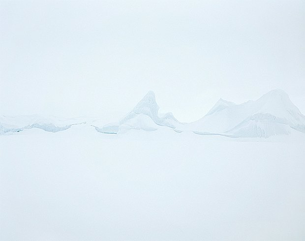 Молчаливые пейзажи Антарктиды . Изображение № 5.