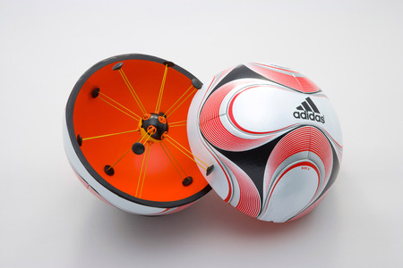 Футбол встиле техно. Изображение № 1.