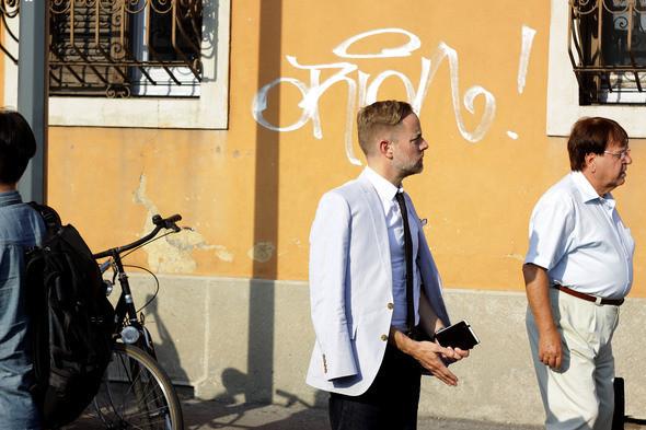 Изображение 14. Milan Fashion Week в деталях: день 3.. Изображение № 12.