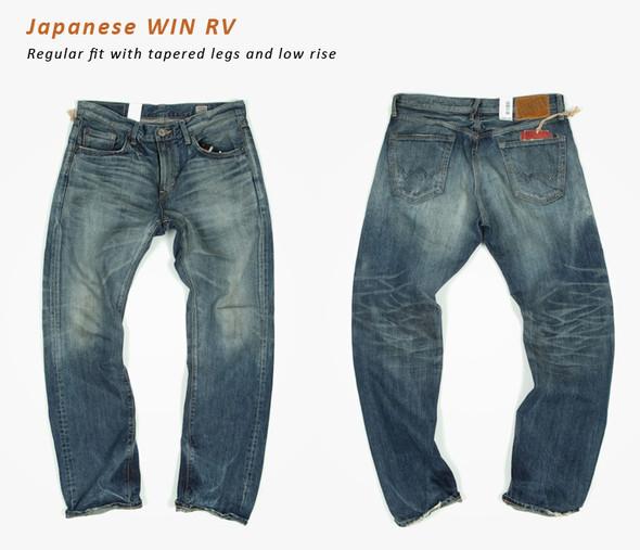 EDWIN. Японский деним, рубашки и футболки. Изображение № 14.