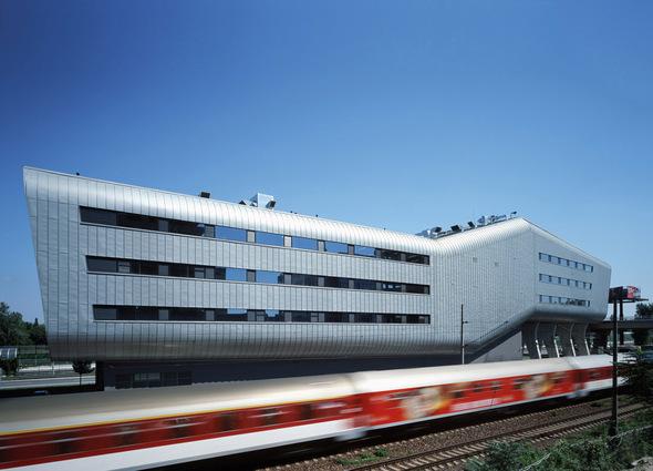 Спортивный центр RELAXX, Братислава, Словакия. Изображение № 2.