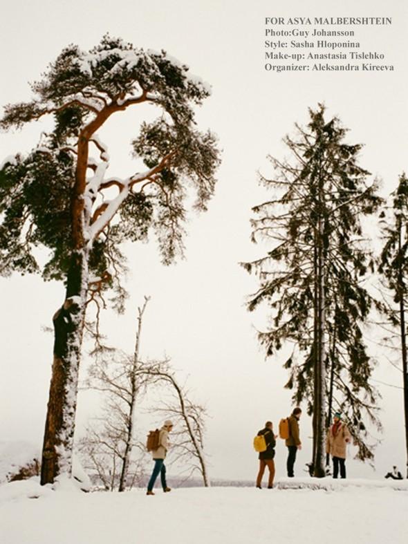 Лукбук: Asya Malbershtein 2012. Изображение № 20.