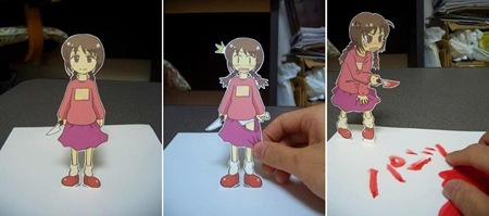 """""""Paper-child"""" игры длявзрослых. Изображение № 6."""