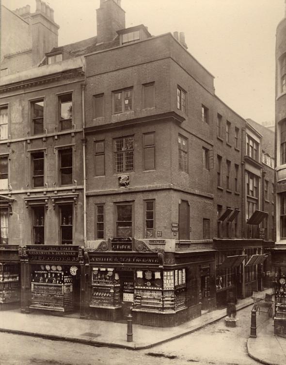 Призраки старого Лондона. Изображение № 23.
