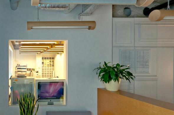 Офисы в стиле «трэш» от рижского бюро OPEN AD. Изображение № 3.