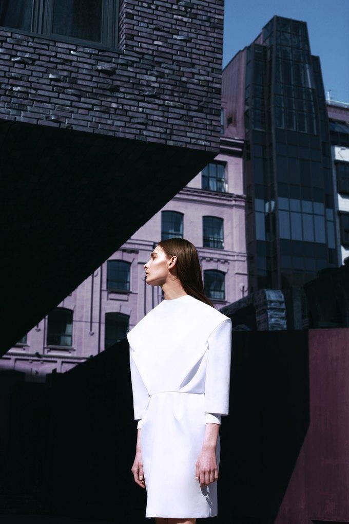 Показана новая коллекция молодого дизайнера Ольги Шурыгиной. Изображение № 14.