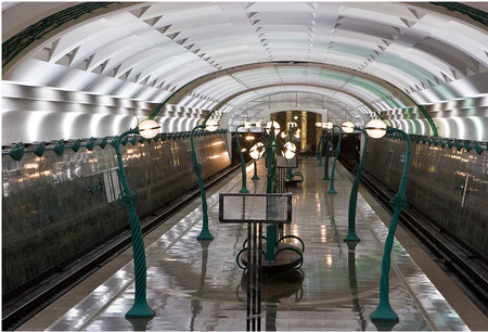 . Следующая станция «Славянский бульвар». Изображение № 3.