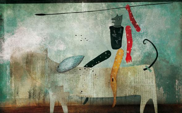 Luis Gabriel Pacheco - художник-иллюстратор. Изображение № 27.