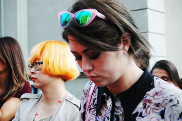 Milan Fashion Week! People!. Изображение № 44.