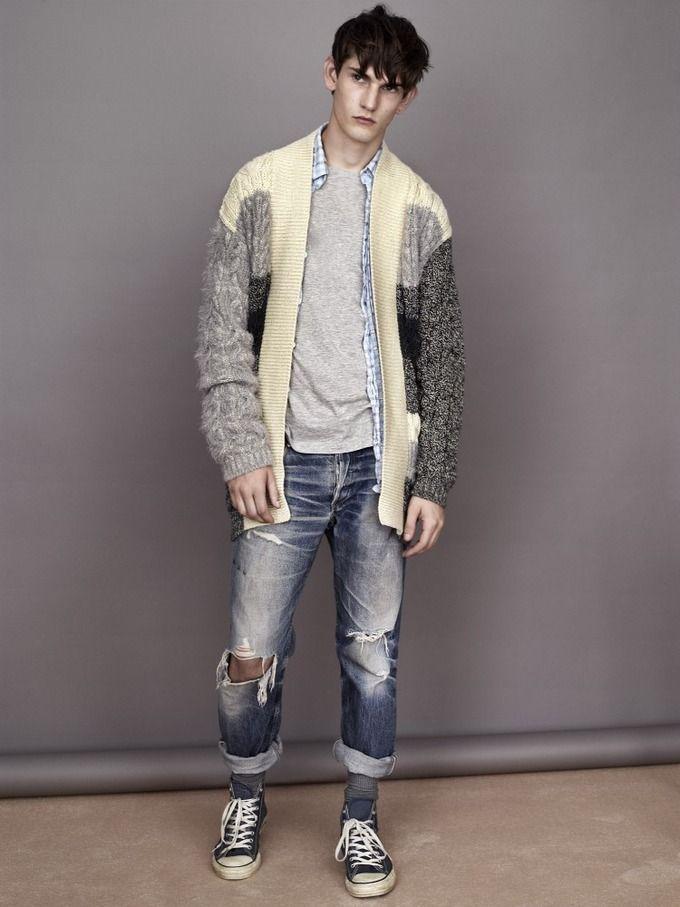Джеймс Лонг создал свитера для Topman. Изображение № 6.