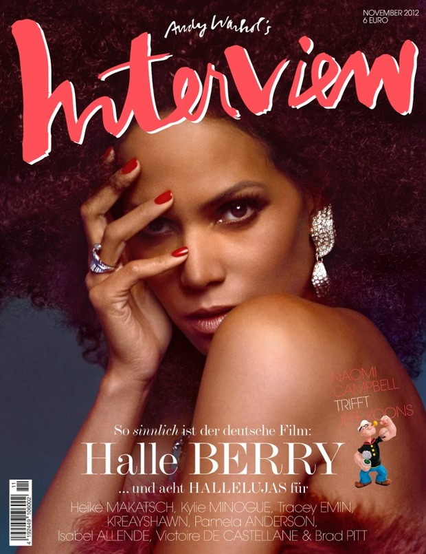 Вышли новые обложки Vogue, Numero, Interview и других журналов. Изображение № 15.