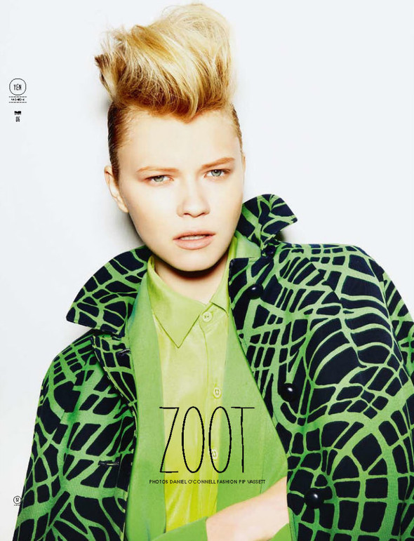 Съёмка: Сет Zoot из журнала Yen. Изображение № 2.