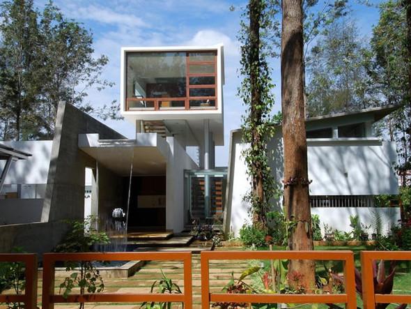 Красивые дома: Дом Павильоны в Бангалоре. Изображение № 2.