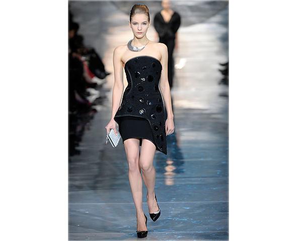 Неделя моды в Париже: Haute Couture. Изображение № 11.