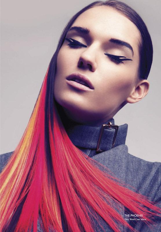 Печатный Fashion Gone Rouge. Изображение № 6.