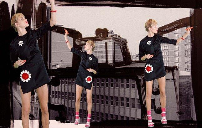 Вышел лукбук Prada из серии Real Fantasies. Изображение № 15.