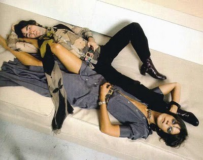 Мода 60х:наркотические фантазии безумных арлекинов. Изображение № 11.
