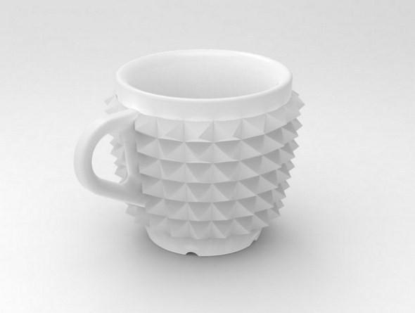 Изображение 12. Предмет: Серия из 30 кофейных чашек.. Изображение № 12.