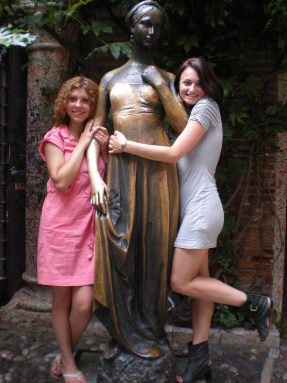 Маленький итальянский город любви - Верона. Изображение № 5.