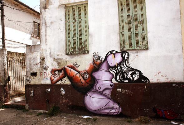 Изображение 9. Девушка с улиц Сан-Паулу.. Изображение № 10.