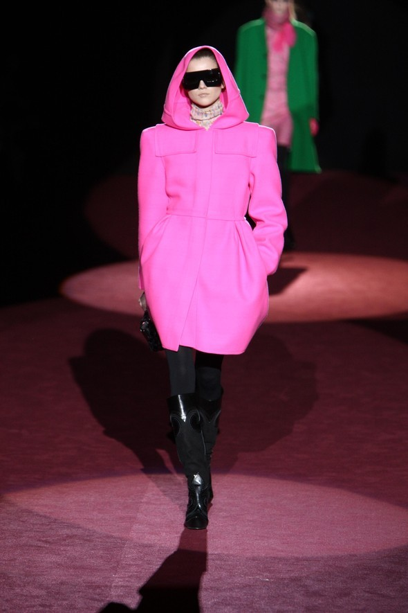 Marc Jacobs fall winter 2009–2010. Изображение № 19.